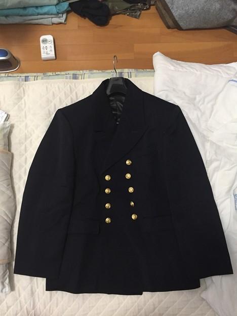 Photos: 旧ドイツ大北欧帝国海軍のリーファージャケット