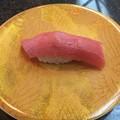 Photos: おんまく寿司の大とろの寿司