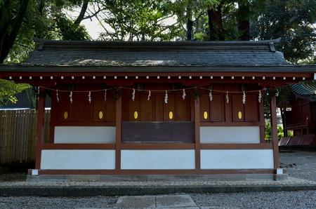 氷川神社(さいたま市)・六社