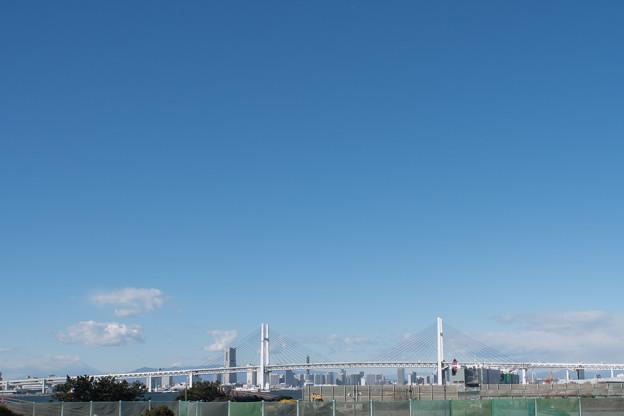 大黒ふ頭【大黒海釣り公園からの眺め】1