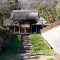 Photos: 【西方寺の山門】