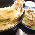 天丼とおろし蕎麦