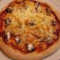 Photos: オイルサーディンのピザ♪
