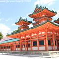 Photos: IMG_3343平安神宮・蒼龍楼(重要文化財)