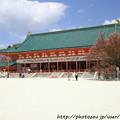 IMG_3351平安神宮・外拝殿(重要文化財)