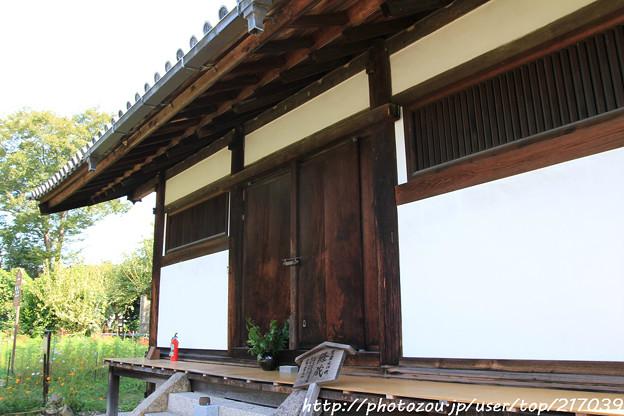 IMG_6706般若寺・経蔵(重要文化財)