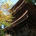 IMG_7460金剛輪寺・三重塔(重要文化財)