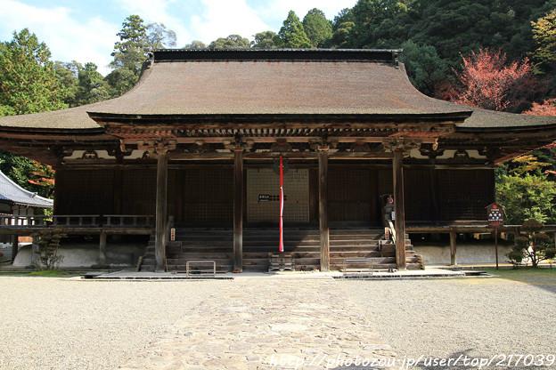 IMG_7528西明寺・本堂(国宝)