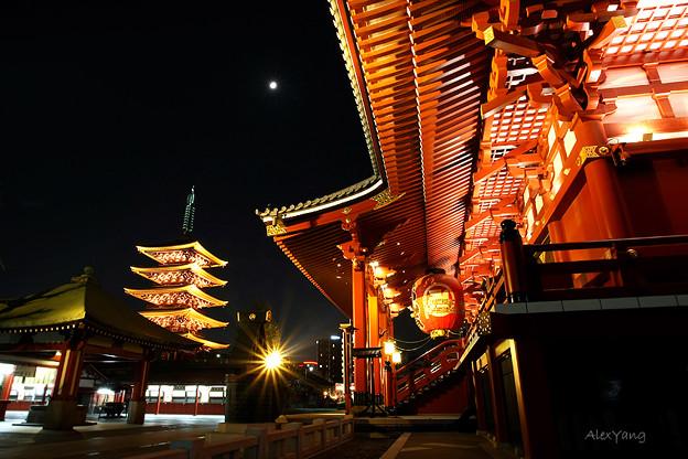 写真: 淺草寺