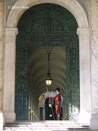 サンピエトロ大聖堂2014年10月31日_PA310092