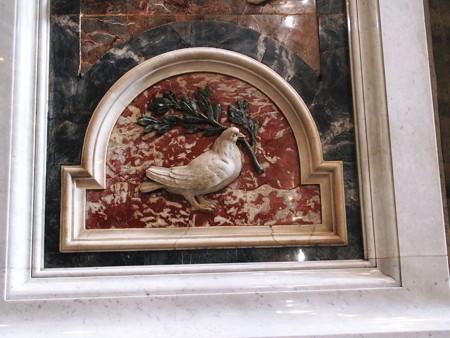 サンピエトロ大聖堂内部2014年11月03日_PB030656