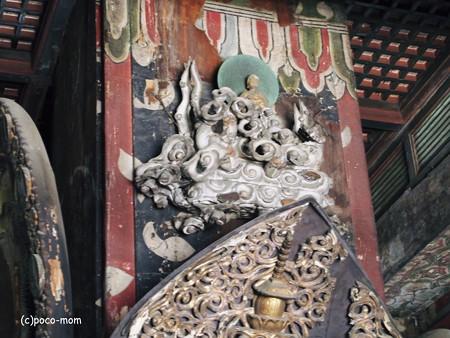 法観寺 五重塔 八坂の塔の内部2014年05月04日_P5040849