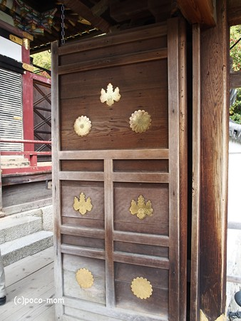 高台寺 霊屋 門P5010547