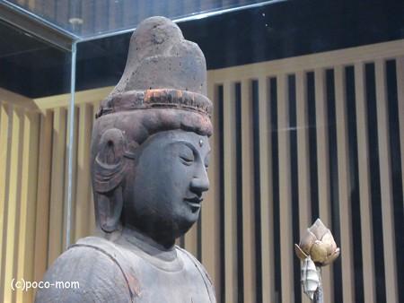 長浜城歴史博物館蔵 聖観音菩薩立像IIMG_0434