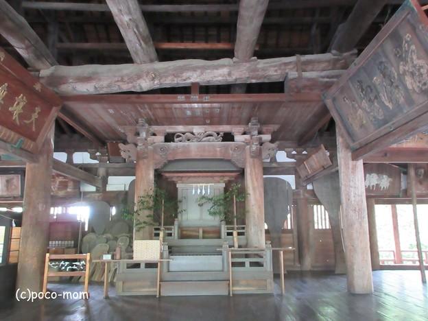 写真: 厳島神社 IMG_1041
