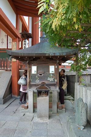 奈良興福寺 南円堂隣賓頭盧尊者(びんずるそんじゃ)