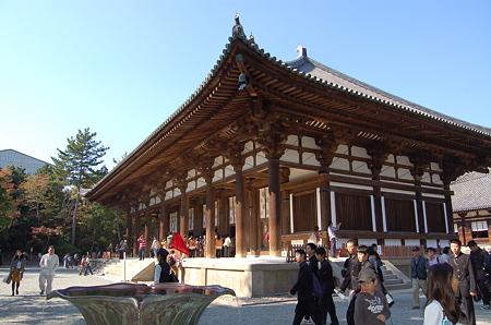 奈良 唐招提寺金堂