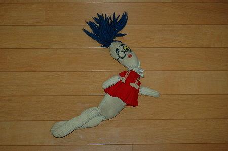 マムちゃん人形