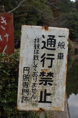 奈良 円照寺DSC_0873