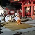 平成27年青島神社新春の禊 裸まいり前夜祭7
