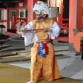 平成27年青島神社新春の禊 裸まいり前夜祭9