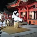 平成27年青島神社新春の禊 裸まいり前夜祭13