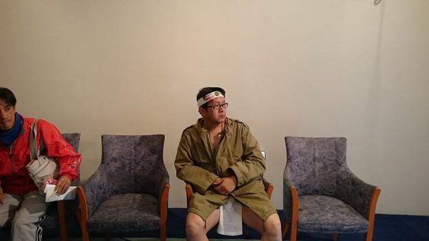 平成27年青島神社新春の禊 裸まいり2