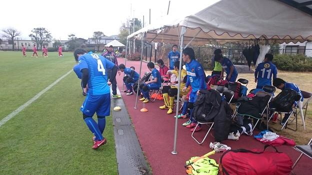 TEGEVAJAROMIYAZAKI  ホンダロックとの練習試合4