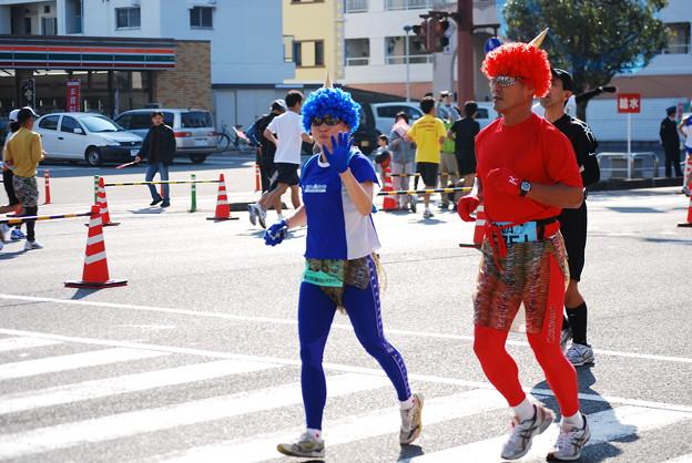 第23回国際青島太平洋マラソン43