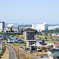 Photos: 津波警報・宮崎2月28日5