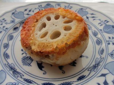 ジョアン 蓮根チーズパン
