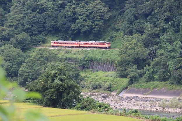 Photos: 足滝~越後田中