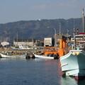 写真: 保田漁港