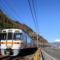 東海道本線 313系普通列車
