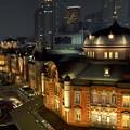 Photos: Tokyo Station at Night