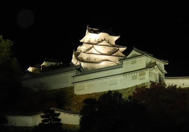 17-姫路城イルミ-0024
