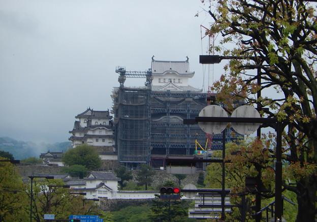 17-姫路城平成の修理-0031