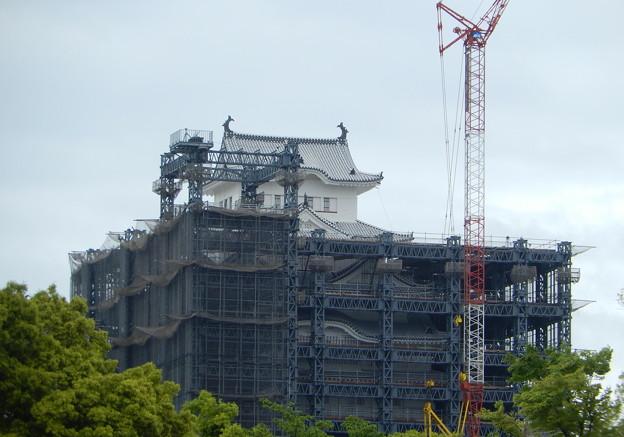 17-姫路城平成の修理-0036