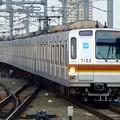 東京メトロ7000系7102F(3552レ)快速Y24新木場