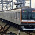 東京メトロ10000系10105F(3712レ)快速MM06元町・中華街