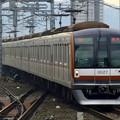 東京メトロ10000系10127F(3552レ)快速Y24新木場