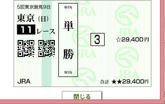 2014年ジャパンカップ