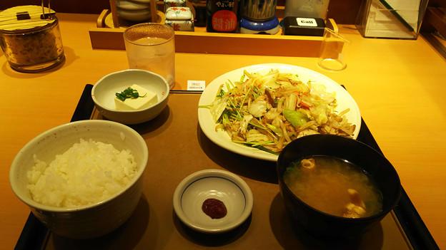 写真: 20171119_野菜炒め_0370