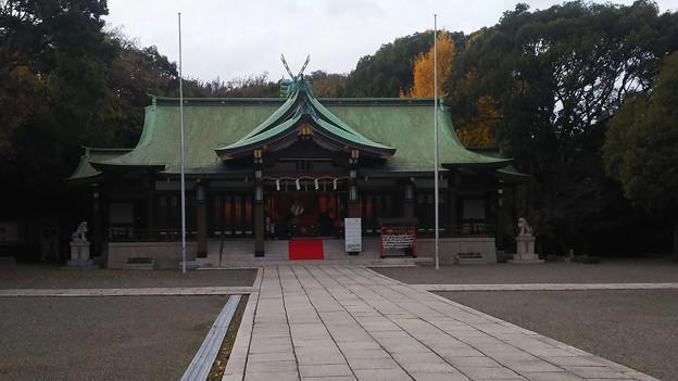 写真: 20171130_大阪護国神社_0489