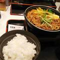 写真: 20180101_旨辛味噌牛すき鍋膳_0533