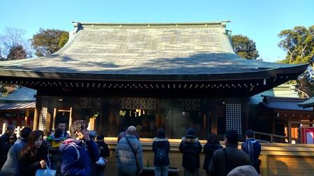 20150111大宮氷川神社 (3)