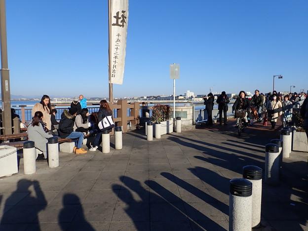 江ノ島 入り口付近