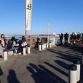 写真: 江ノ島 入り口付近