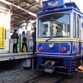 写真: 江ノ電