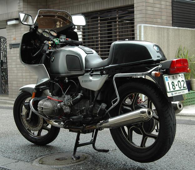 BMW R-100RS '89